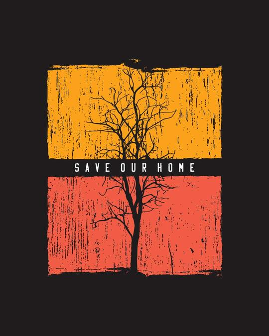 Shop Save Our Home Full Sleeve T-Shirt
