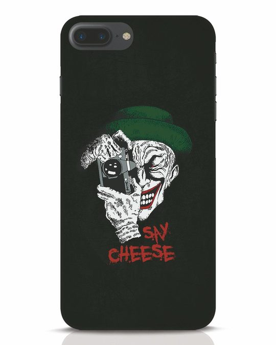 Shop Say Cheese iPhone 7 Plus Mobile Cover-Front