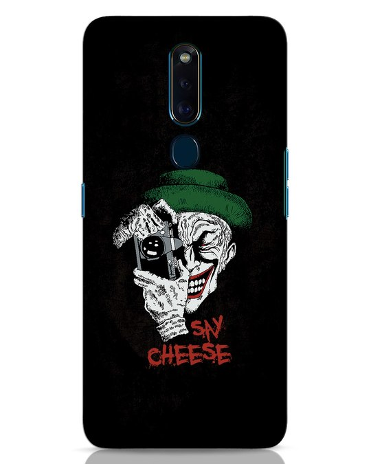 Shop Say Cheese Oppo F11 Pro Mobile Cover-Front