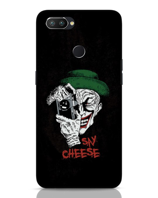 Shop Say Cheese Realme 2 Pro Mobile Cover-Front