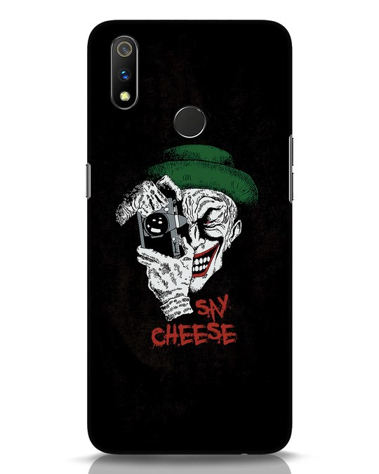 Shop Say Cheese Realme 3 Pro Mobile Cover-Front