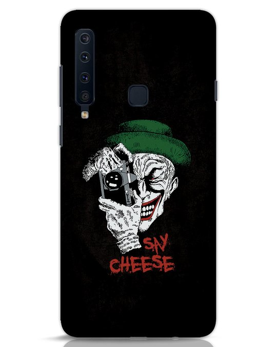 Shop Say Cheese Samsung Galaxy A9 2018 Mobile Cover-Front