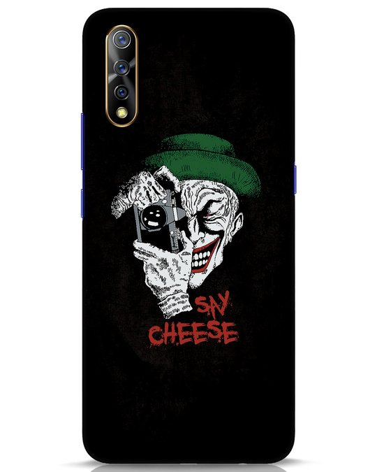 Shop Say Cheese Vivo S1 Mobile Cover-Front