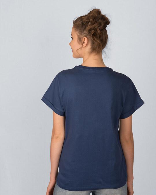 Shop Say Hello Girl Boyfriend T-Shirt-Full