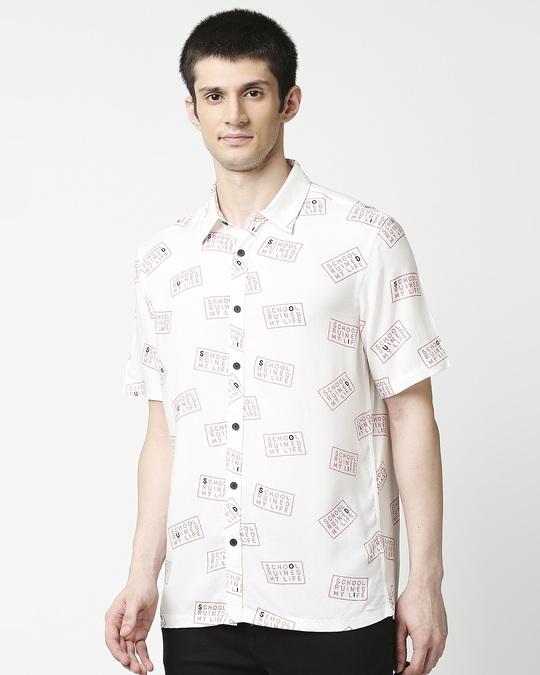 Shop School Ruined My Life Shirt-Design