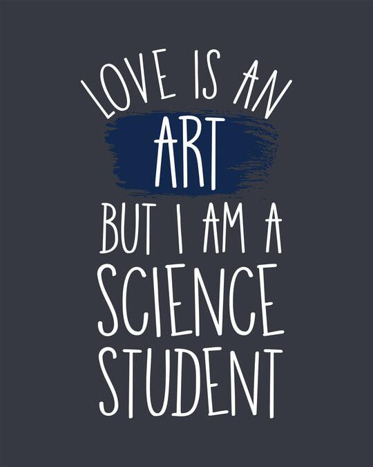 Shop Science Student Boyfriend T-Shirt