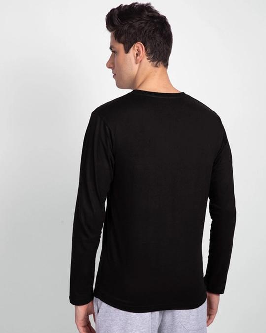 Shop Scooby Machine Full Sleeve T-Shirt-Back