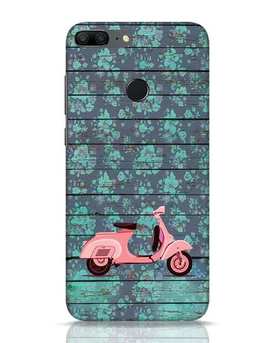 Shop Scooty Huawei Honor 9 Lite Mobile Cover-Front