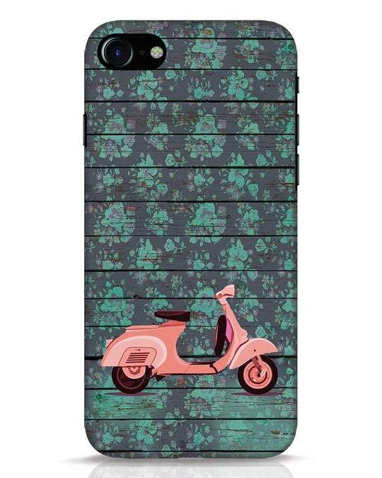 Shop Scooty iPhone 7 Mobile Cover-Front