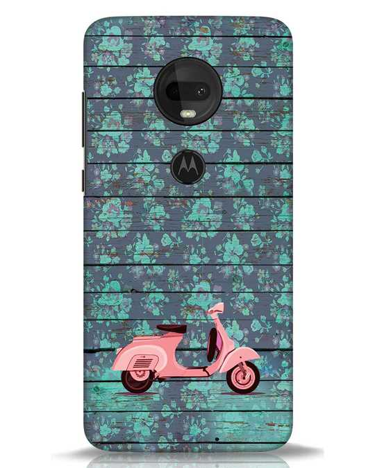 Shop Scooty Moto G7 Mobile Cover-Front