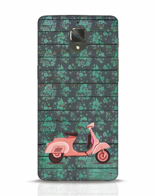 Shop Scooty OnePlus 3 Mobile Cover-Front