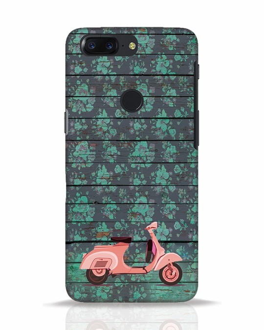 Shop Scooty OnePlus 5T Mobile Cover-Front