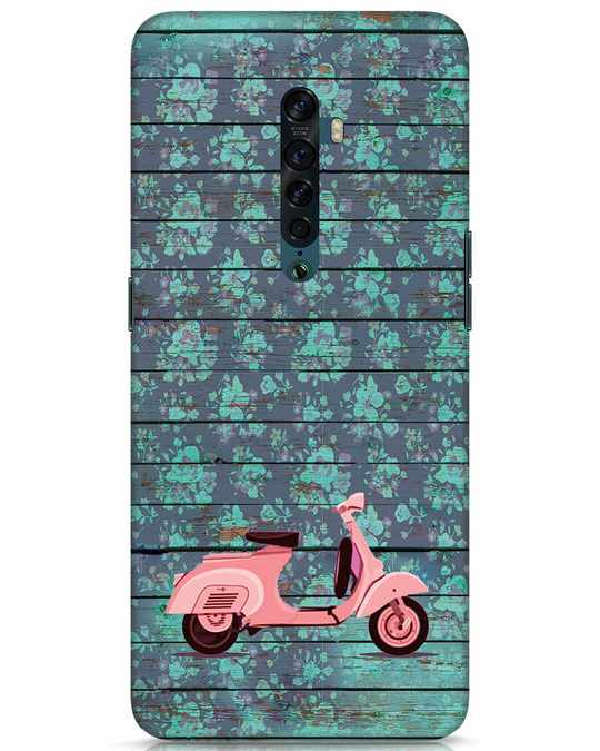 Shop Scooty Oppo Reno 2 Mobile Cover-Front