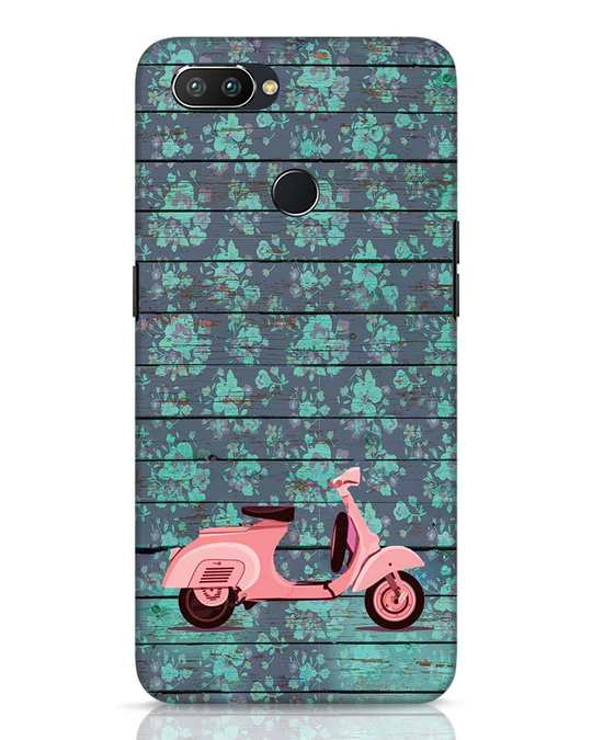 Shop Scooty Realme 2 Pro Mobile Cover-Front