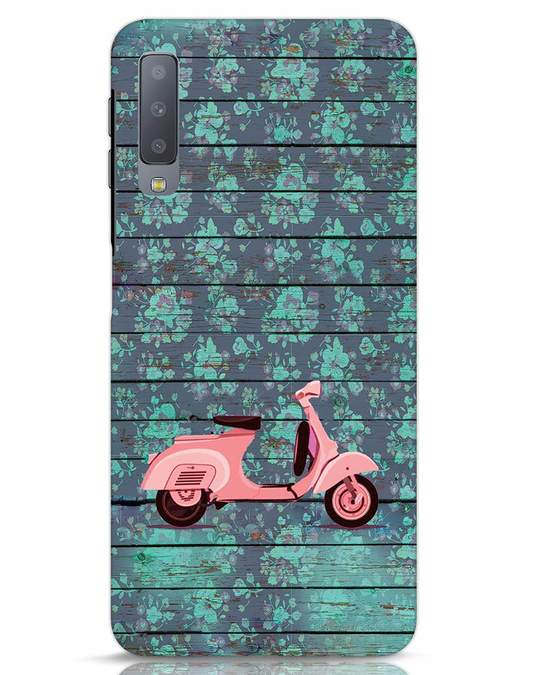 Shop Scooty Samsung Galaxy A7 Mobile Cover-Front