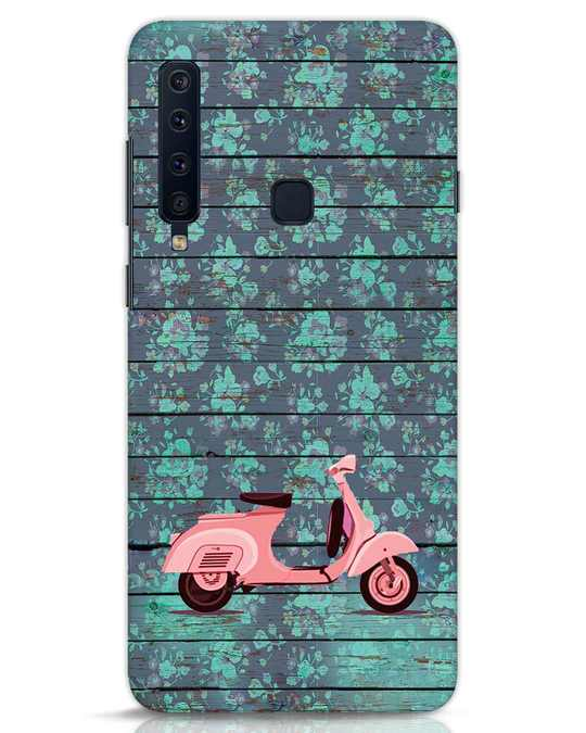 Shop Scooty Samsung Galaxy A9 2018 Mobile Cover-Front