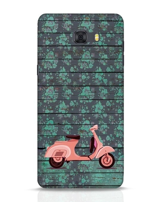 Shop Scooty Samsung Galaxy C9 Pro Mobile Cover-Front