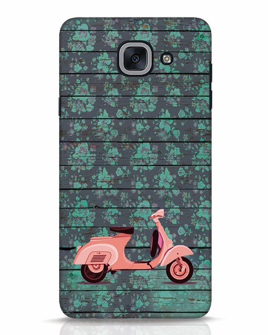 Shop Scooty Samsung Galaxy J7 Max Mobile Cover-Front