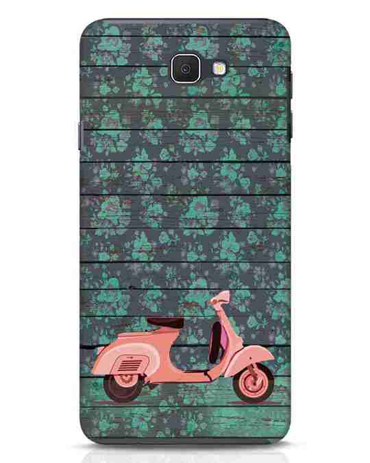 Shop Scooty Samsung Galaxy J7 Prime Mobile Cover-Front