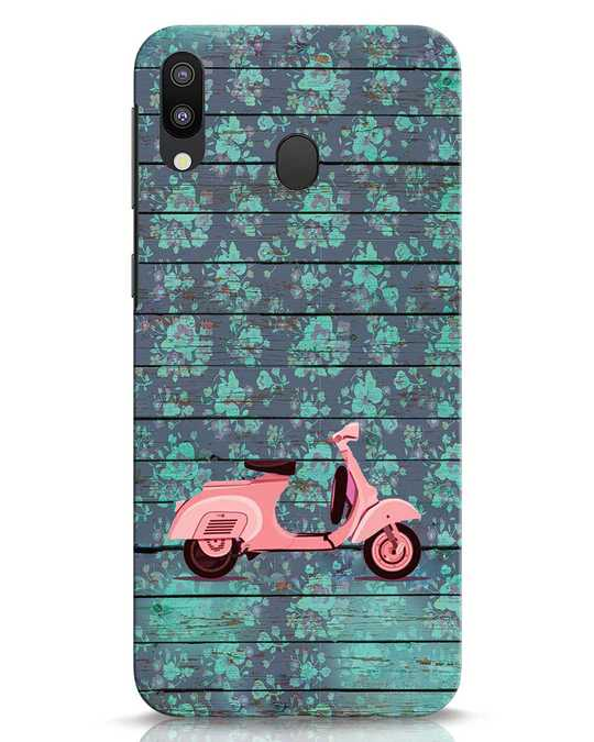 Shop Scooty Samsung Galaxy M20 Mobile Cover-Front