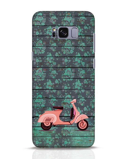 Shop Scooty Samsung Galaxy S8 Plus Mobile Cover-Front