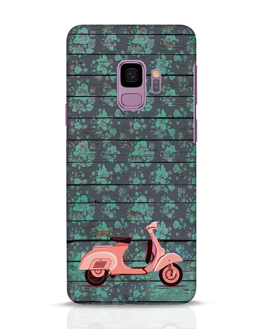 Shop Scooty Samsung Galaxy S9 Mobile Cover-Front