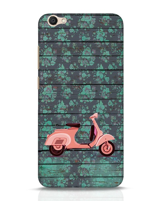 Shop Scooty Vivo V5 Mobile Cover-Front