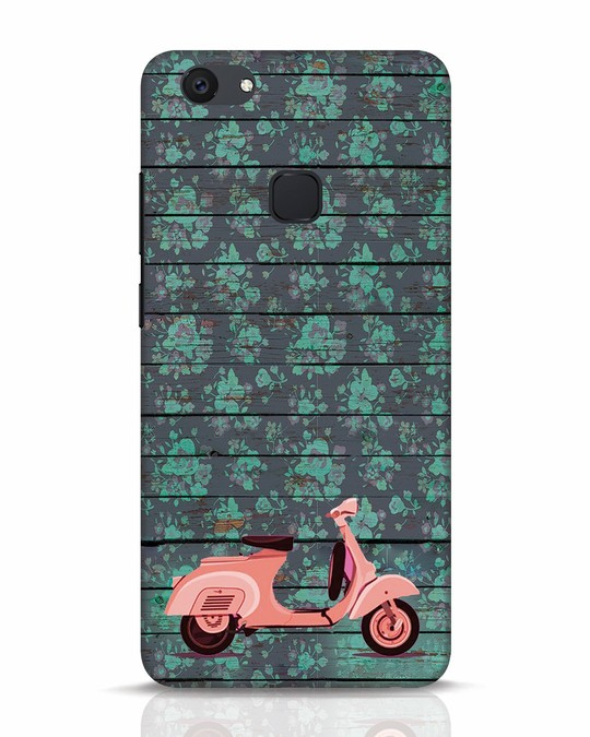 Shop Scooty Vivo V7 Plus Mobile Cover-Front