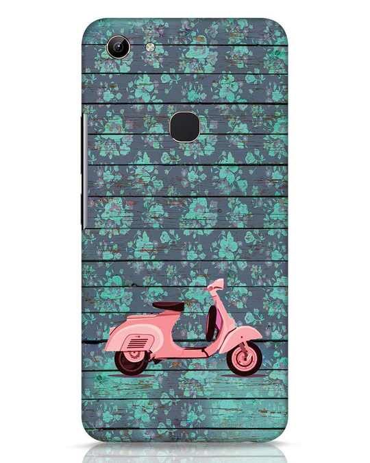 Shop Scooty Vivo Y81 Mobile Cover-Front