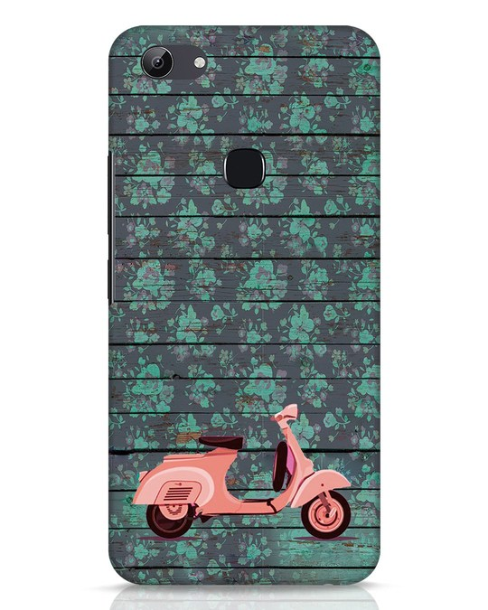 Shop Scooty Vivo Y83 Mobile Cover-Front
