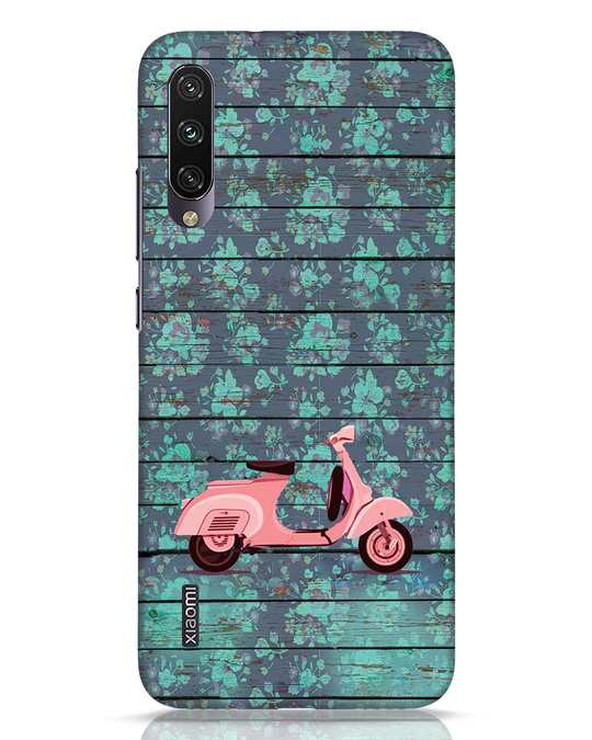 Shop Scooty Xiaomi Mi A3 Mobile Cover-Front