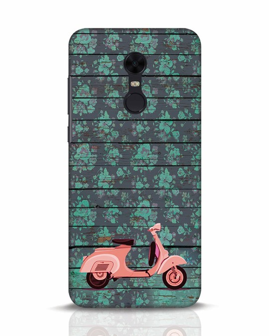 Shop Scooty Xiaomi Redmi Note 5 Mobile Cover-Front