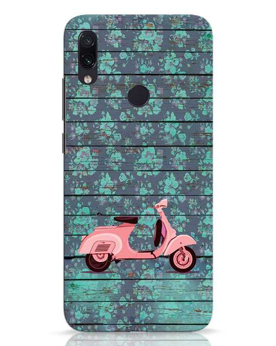 Shop Scooty Xiaomi Redmi Note 7 Mobile Cover-Front