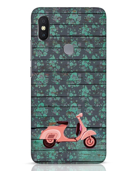Shop Scooty Xiaomi Redmi Y2 Mobile Cover-Front