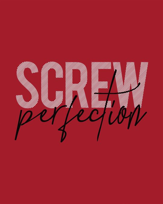 Shop Screw Perfection Full Sleeve T-Shirt-Full