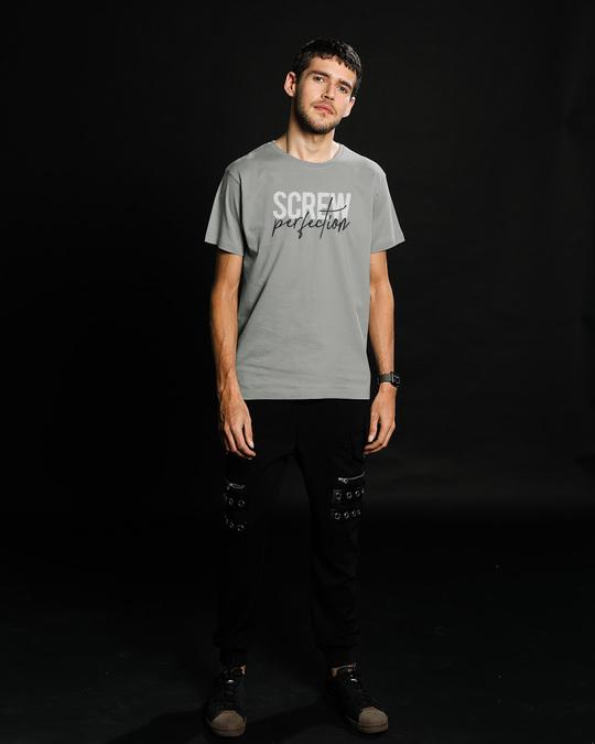 Shop Screw Perfection Half Sleeve T-Shirt-Full