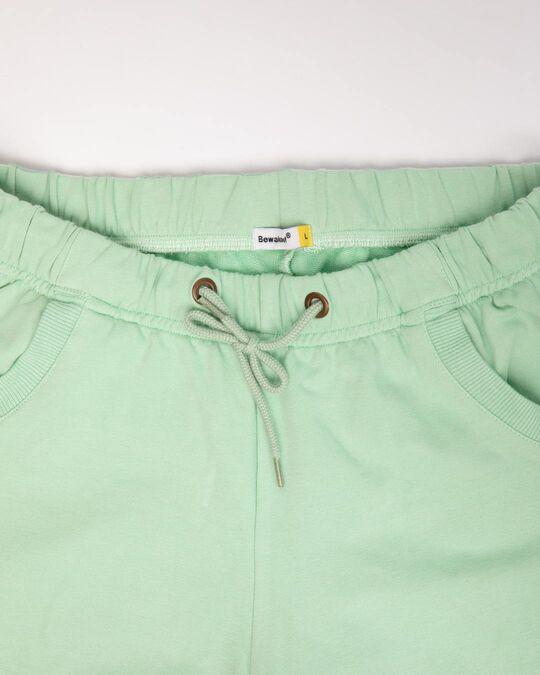 Shop Sea Green Casual Jogger Pants