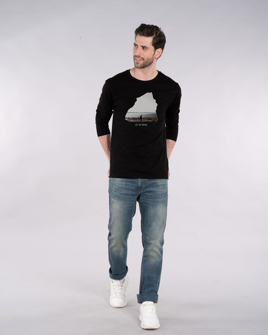 Shop See The Unseen Full Sleeve T-Shirt-Full