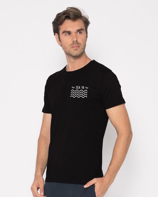 Shop See Ya Half Sleeve T-Shirt-Full