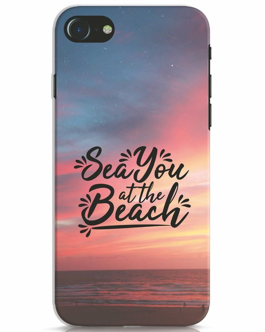 Shop See You iPhone 8 Mobile Cover-Front