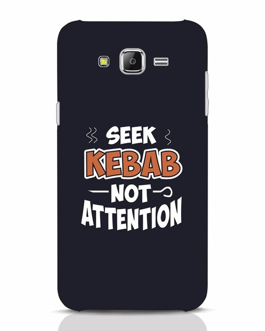 Shop Seek Kebab Samsung Galaxy J7 Mobile Cover-Front