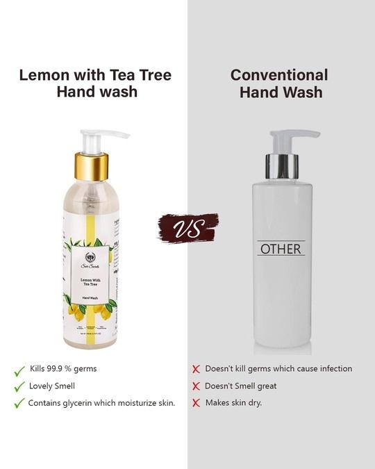 Shop Lemon Hand Wash
