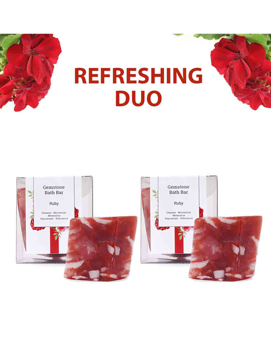 Shop Unisex Refreshing Duo-Front