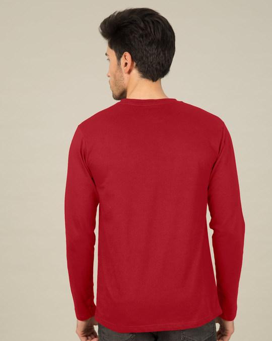 Shop Self Motivated Full Sleeve T-Shirt-Back