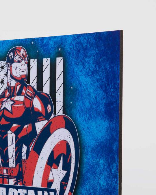 "Shop Senitel Of Liberty (Marvel) Square Graphic Board - 12""x12"" Multicolor-Full"