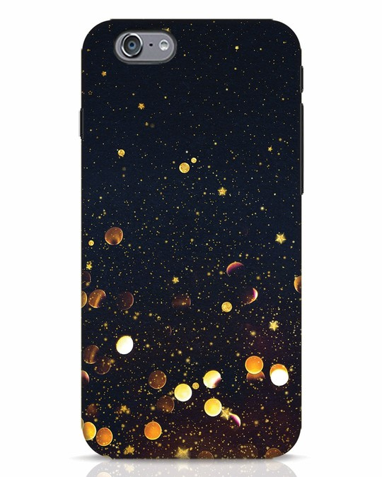 Shop Sequins iPhone 6s Mobile Cover-Front