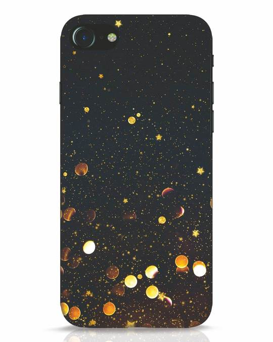 Shop Sequins iPhone 8 Mobile Cover-Front