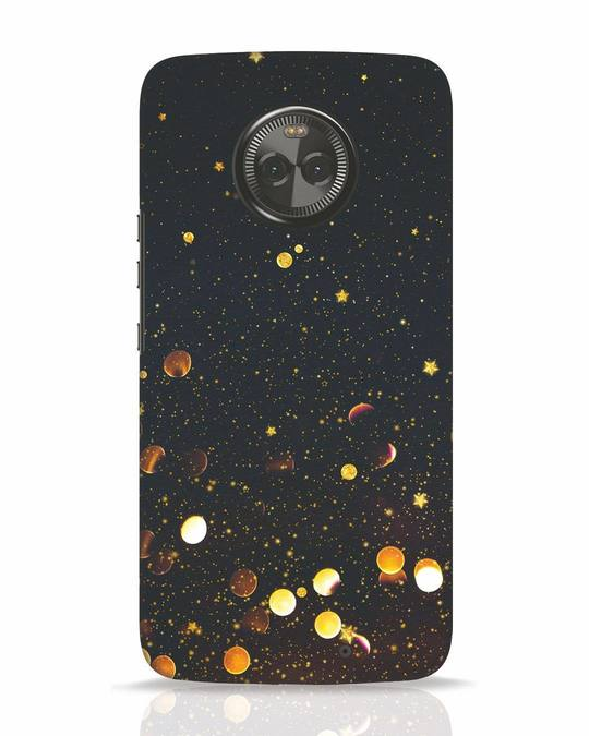 Shop Sequins Moto X4 Mobile Cover-Front