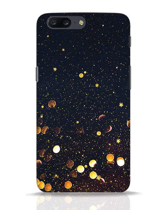 Shop Sequins OnePlus 5 Mobile Cover-Front