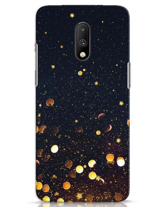 Shop Sequins OnePlus 7 Mobile Cover-Front